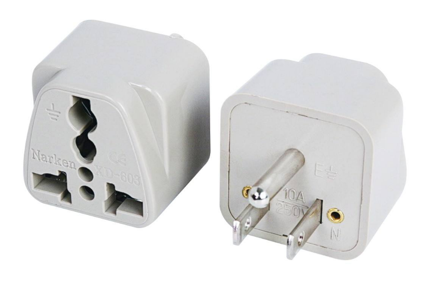 Adapters, Plugs, Wall Sockets in China and Tibet