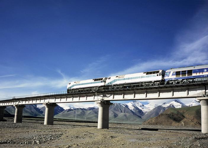 7 Days Xining Tibet via Sky Train