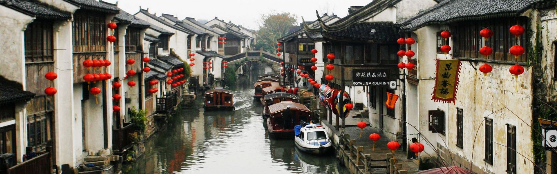 Beautiful, well preserved ancient villages & towns in splendid China
