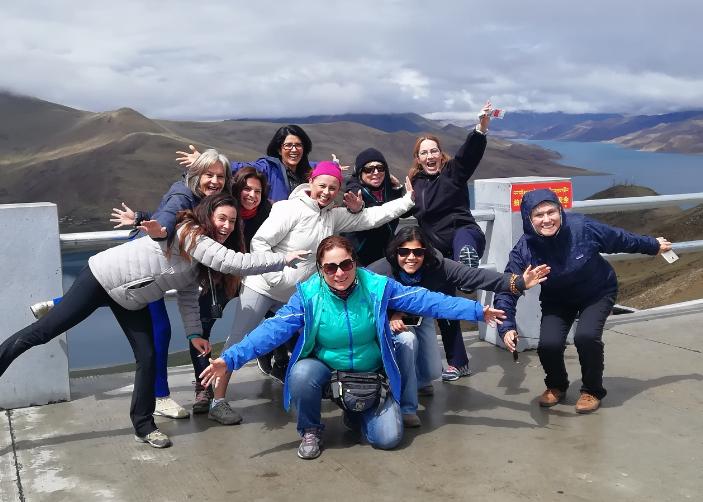 9 Days Lhasa & Everest & Namtso Lake