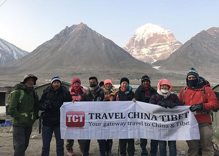 14 Days Mt. Kailash Trek Group Tour