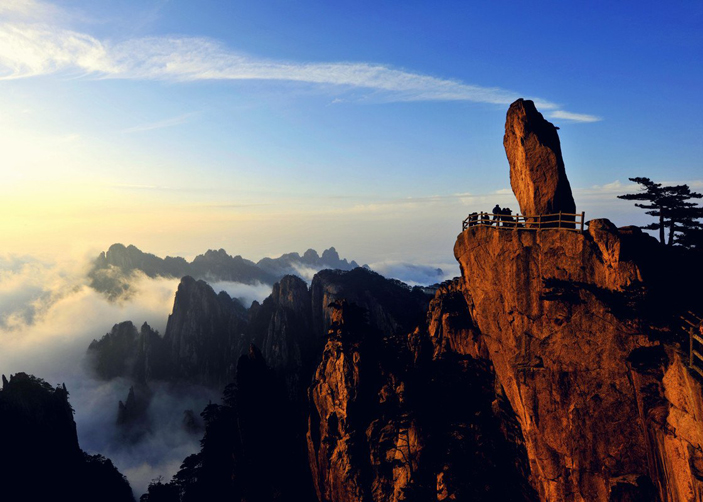 7 Days East China Garden Tour with Mt.Huangshan Climbing