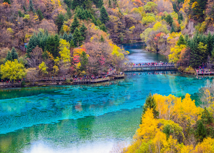 6 Days Chengdu & Jiuzhaigou In-depth Tour
