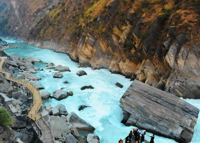 14 Days China Tour with Tiger Leaping Gorge Hiking