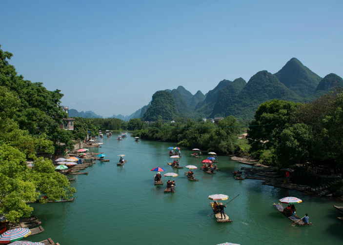 11 Days HK & Guilin & Yangtze & Shanghai