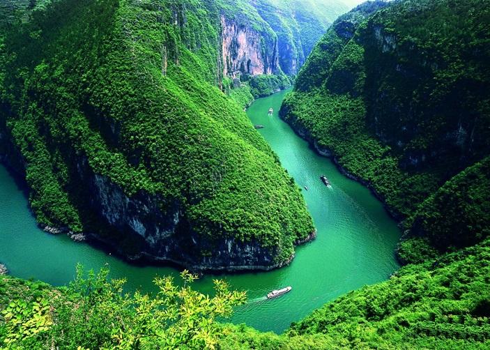 8 Days Chengdu & Jiuzhaigou & Yangtze Cruise