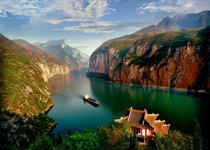 14 Days Best of China with Yangtze Cruise and Panda Visit