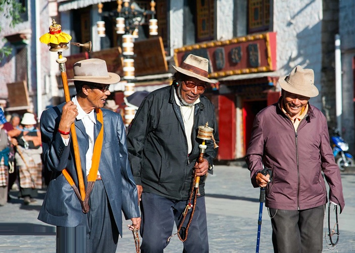 Tibetan People & Tibetan Ethnic Group