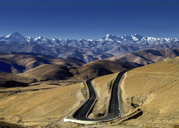 Tibet Road Condition 2017