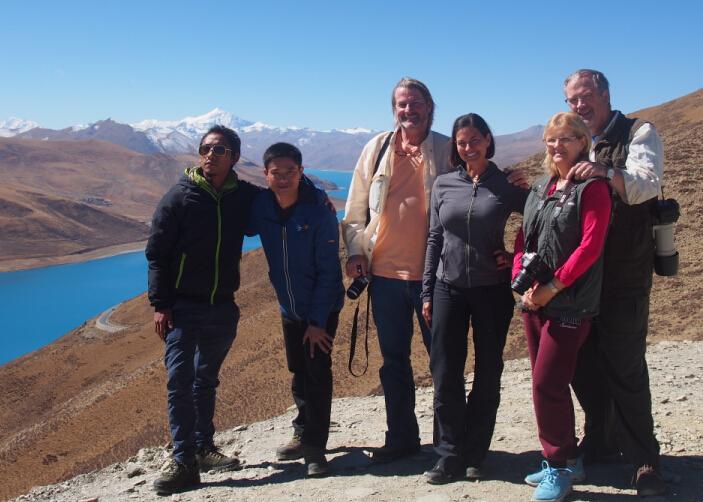 5 Days Lhasa & Yamdrok Lake Group Tour