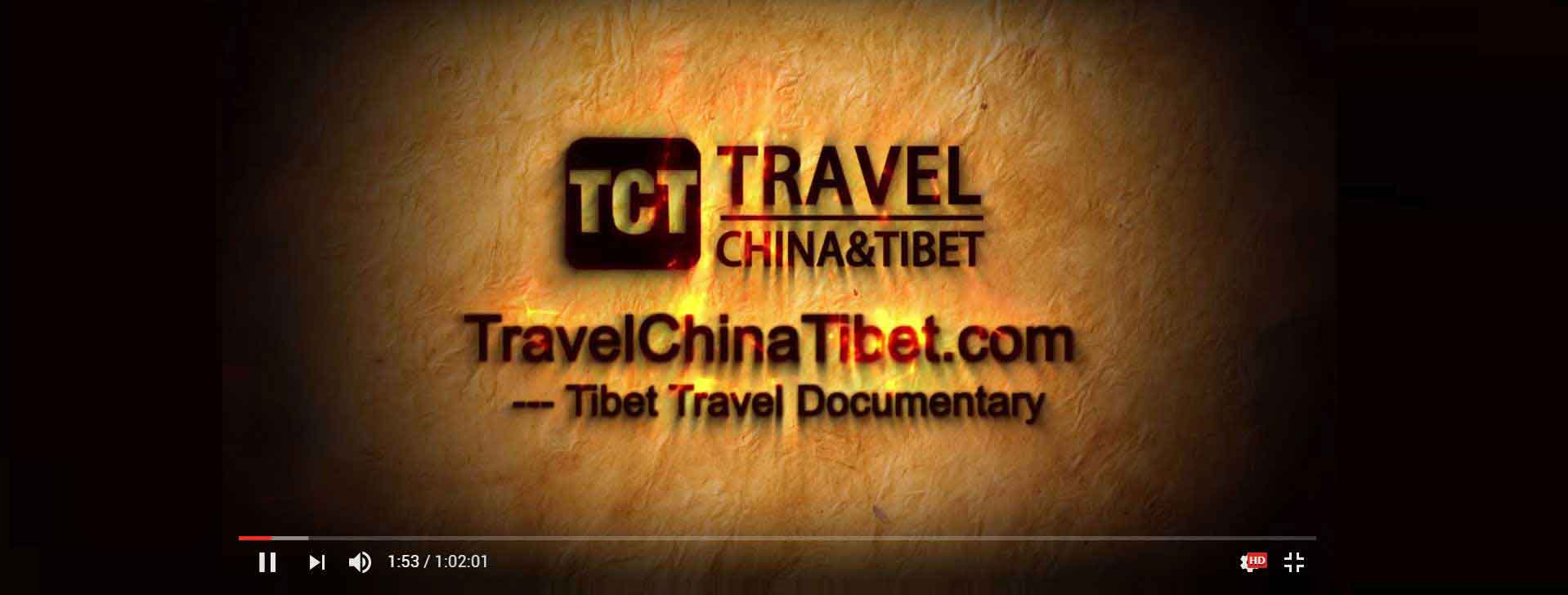 China Tibet Travel Video