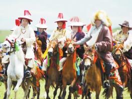 8 Days Gyantse Damar Festival Tour