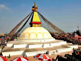 7 Days Lhasa to Kathmandu Overland Group Tour