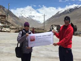 10 Days Lhasa & Everest & Namtso Lake