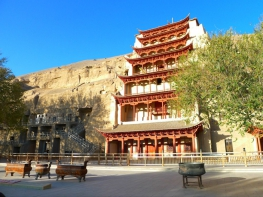 8 Days Silk Road Tour with Chengdu Panda