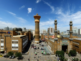12 Days Silk Road Tour from Beijing
