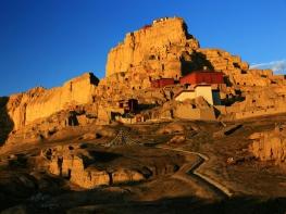 17 Days Mt. Kailash & Guge Kingdom (Return to Lhasa)