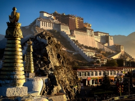 4 Days Holy City Lhasa Tour Package