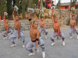 11 Days Chinese Kung Fu Experience Tour