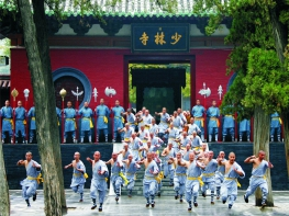 11 Days Classic China Kung Fu Tour by High Speed Train