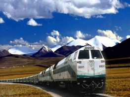 10 Days Beijing Xining Tibet Train Tour