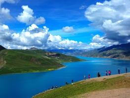 7 Days Xining & Lhasa & Yamdrok Lake Tour
